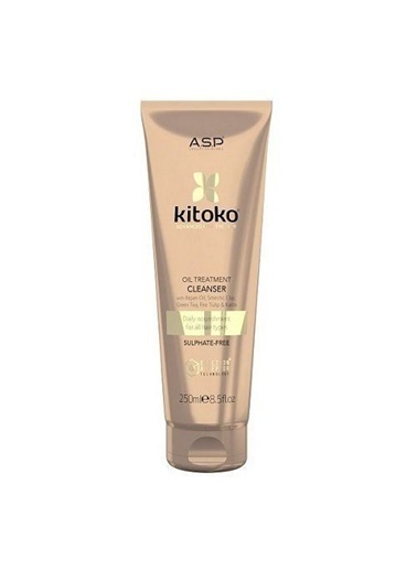 Kitoko Oıl Treatment Şampuan 250 Ml Renksiz